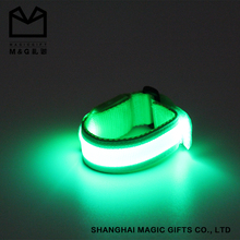reflective Led safety sport armband Superior for running armband