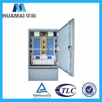ISO9001 ISO14001 supplied pre-installed outdoor cable box enclosure