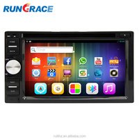 Android universal 2 din touch screen In-dash Car stereo radio/dvd/gps/mp3