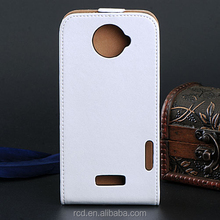 Genuine Leather Waterproof Case For HTC One X S720e Flip Cover RCD03259