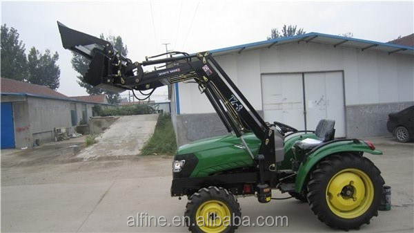 Made in China high efficiency small tractor agricultural use
