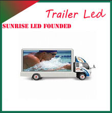 Sunrise led running message display \electronic rolling display\ adversiting moving screen