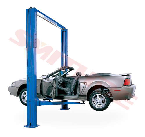 Collision Truck Body Repair 2-Posts Lifts SMD40PRO Side 8800lbs. Capacity