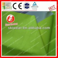Various Waterproof polyester 210d pu coating