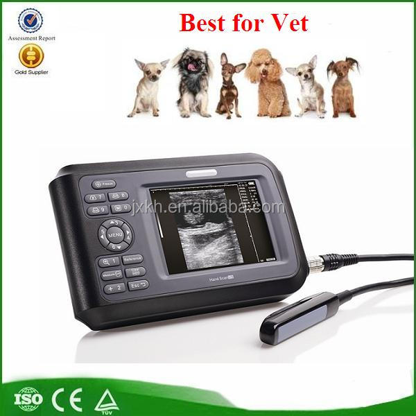 Palm Handheld Compact portable Vet Ultrasound machine /Veterinary Products/ Diagnostic Equipment for Animal-V8