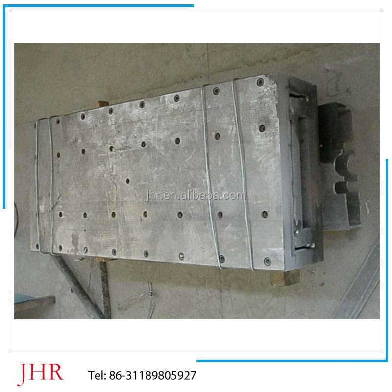 FRP die U channel profile pultruded mould