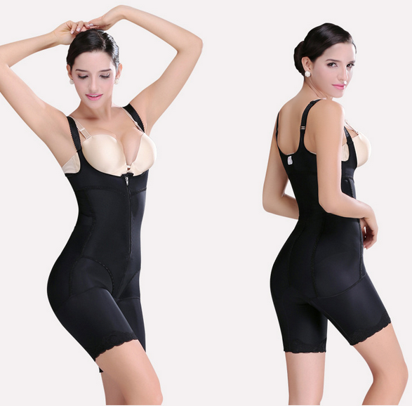 Wholesale High-End Brand Full Body Shaper, Bodysuit Shapewear, ThighTrimmer Lift Firm Slim Control Shaper