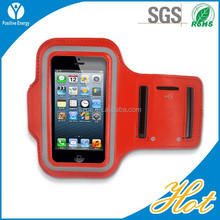 Feel comfortable/strong stability sports armband for mobile phone