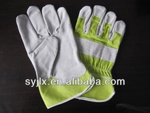 Worker gloves,Split Pigskin work gloves, Working gloves