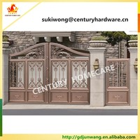 Beautiful Residential Wrought Iron Gate Designs Wrought Iron Main Gates Models Metal Iron Gate