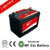 12V 60AH automotive batteries wholesale mf lead acid 55d23l mf car battery