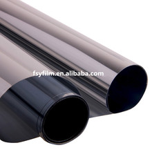 1.52*30M/roll Wholesale Building Glass Tint Solar Reflective Silver Window Film