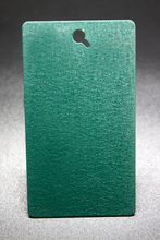 green powder coating for hardware