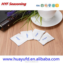 Table Condiment White sugar cane packet for airline, restaurant,home,coffee shop