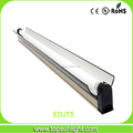 Fluro fluorescent T5 grow lighting EDJ 24w T5 White lamps with electronic ballast and reflector
