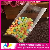 Wholesale Plastic Candy Box Wedding Gift