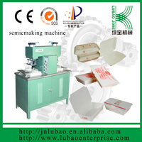 Lvbao fish and meat ball box making machine with mold free