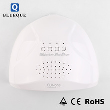 BLUEQUE professional hot sale SUN ONE 36W LED UV Nail lamp CE ROHS