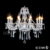 Crystal candle 8Light Pendant Lamp Dinning Room Living Room Lighting