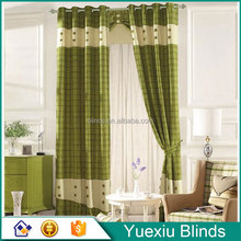 Home Used Wholesale Custom European Style Curtain