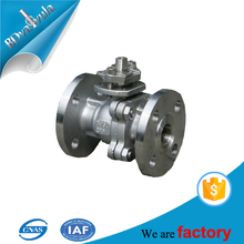 1 2 3 4 5 6 inch 2pc stainless steel CF8 CF8M ball valve