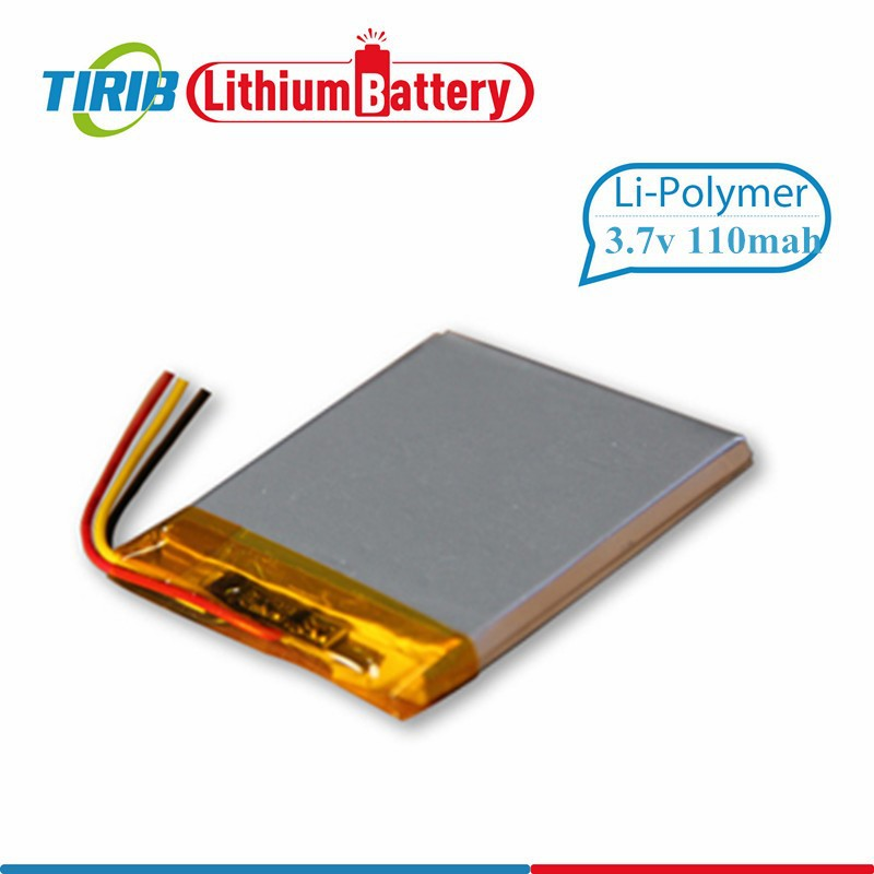 High Power Wholesale 3.7v 110mah Lithium Polymer Battery
