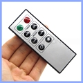 Portable Digital Remote Control Switch For Candle Light Stage Lamp Strip Light Remote Control