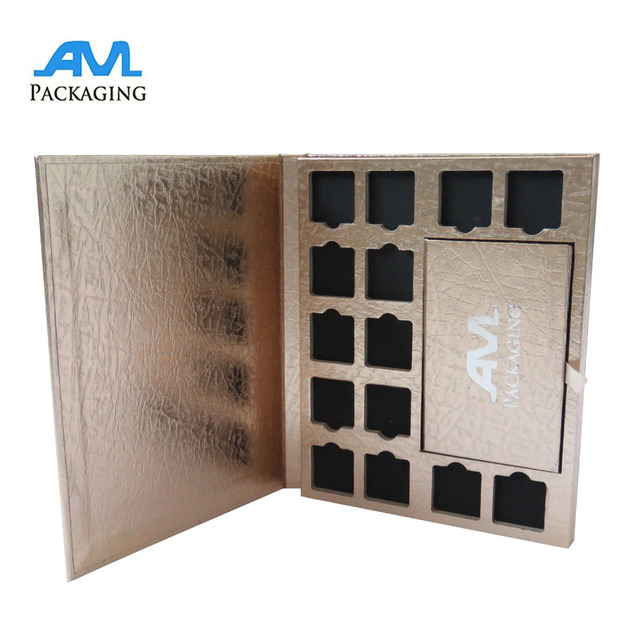Wholesale Cheap Cosmetic Eyeshadow Box Makeup Packaging Supplier in China