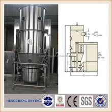 Coffee Fluidized Dry Granulator And Pelletizing Machine