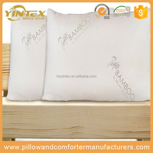 100% Polyurethane Traditional Classic Memory Foam Bamboo Pillow