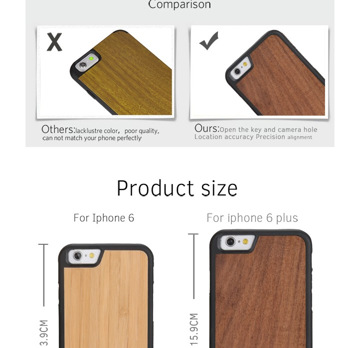 Price For Iphone Cover, For Iphone Cases Smartphone, Mobile Cover Wood Phone Case