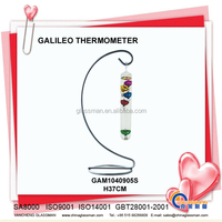 physics thermometer GAM1040905S galileo thermometer