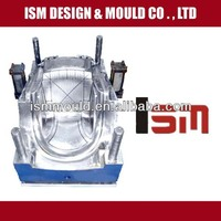 plastic motorcycle seat chair mould