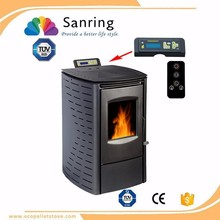Mini cheap pellet stove with auto feeding