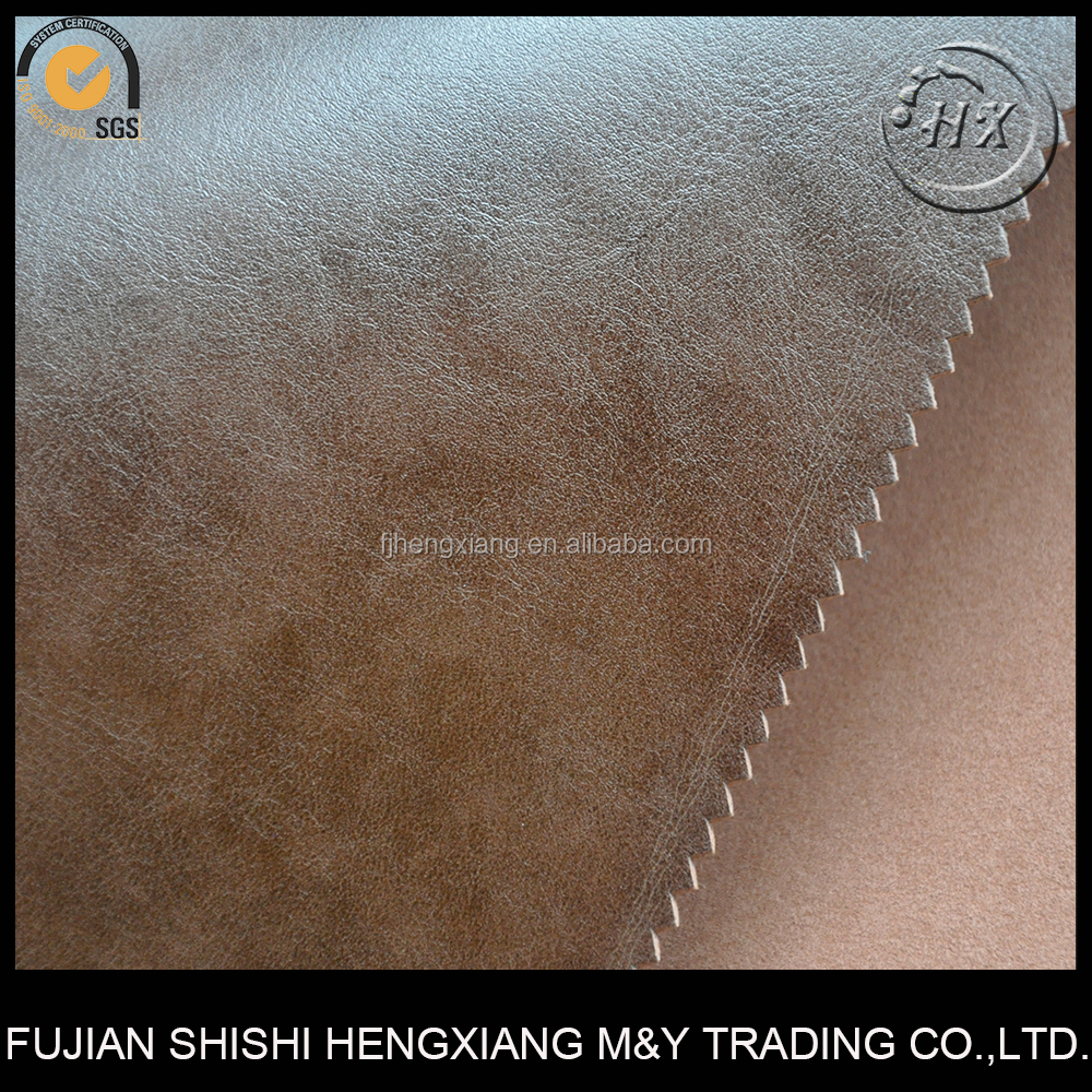 Fine Elasticity 1.8mm Embossed Pattern Genuine Leather Rolls