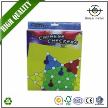 BSWY China ISO9001 factory directly custom new design intelligent paper board games printing for kids