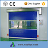 Car wash used high speed roller shutter door/high speed sheet shutters