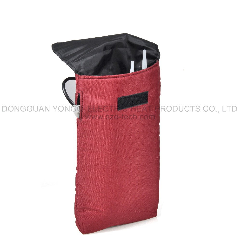 Electric heating bag for tools
