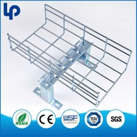 New style stainless steel Stainless telecom wire mesh cable tray