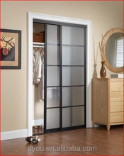 Modern Bedroom Design Sliding Woardrobe Doors