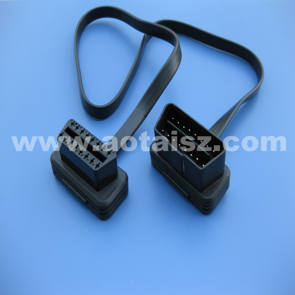 AOT-210 OBD obdii diagnostic cable obd2 wiring china car tracking device