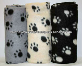 Polar Fleece Dog Blankets supplier
