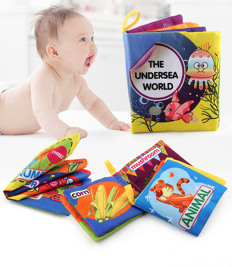 Fastness Fabric Books Waterproof Baby Bath Book - Buy Baby Bath Book ...