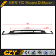 F10 Carbon Diffuser H Style Auto Rear Lip For BMW F10 5 Serise