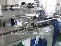 Automatic spare part packaging machine
