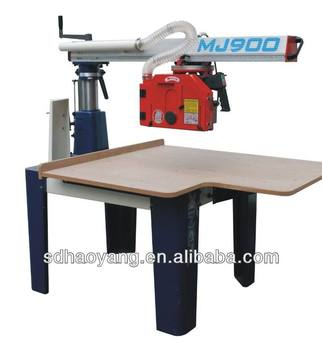 Radial arm saw-MJ900