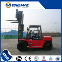 Hot Sale YTO 5ton forklift with 3-stage mast CPCD50
