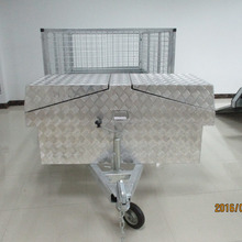 Aluminium Gullwing Tool Box
