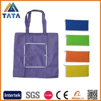 TATA Single Shoulder Hand Caught Foldable Reusable Shopping Bag