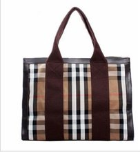 2012 Top fashion canvas handbags, ladies bags,messenger bags